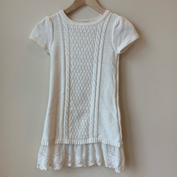 Children's Place Other - Children's Place | Girls' White Dress - Size M 7/8